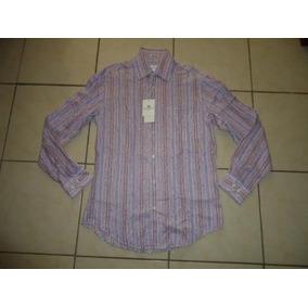 Camisa Bugatchi S M