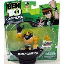 Ben 10 Shocksquatch Omnitrix Challenge Juguetería El Pehuén