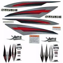 Kit Faixas Suzuki Yes 125 - 2008 À 09