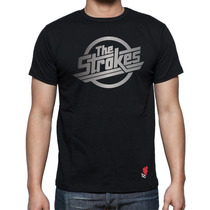 Playeras Buga Cavernicola The Strokes Comedown Machine Indie