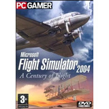 Flight Simulator 2004 + Simulador Mod Bus Euro Truck 2