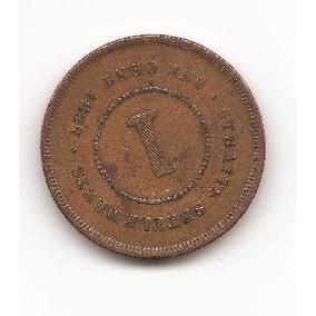 Moneda Inglesa Antigua 1887