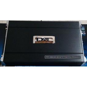 Amplificador 4 Canais Dat 4160 Dat Pr4160 Retire Em Mãos