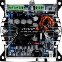 Módulo Digital Stetsom Ir400.3 400w Rms 3 Canais Mono/stereo