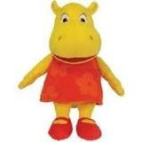 Muñeco De Peluche Backyardigans Tasha Grande Nickelodeon