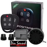 Trava 4 Portas Especificas + Alarme Positron Ex360 Palio