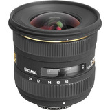 Lente Sigma 10-20 Mm F 4-5.6 Gran Angular Para Canon Nuevo