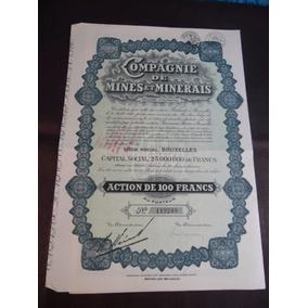 Antigo Documento - Apólice - 1926