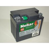 Bateria Heliar Htz-cl Cb300/xre300/crf230/titan150