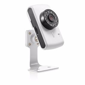 Camera Ip Wireless Cloud D-link Se137 Zoom Noturna Grava