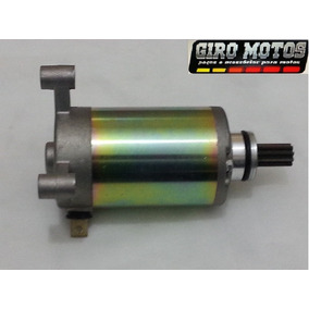 Motor De Partida Arranque Yes 125 Intruder Stx 200 Motard