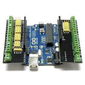 Screw Shield Compatible Con Arduino R3 Atornilla Electrónica