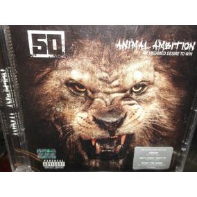 50 Cent Animal Ambition Cd Sellado