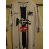 Camiseta Fútbol Talleres Córdoba Kappa 2008 2009 T. L O Xl