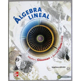 Álgebra Lineal - Stanley Grossman