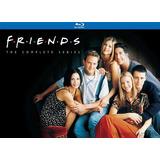 Blu-ray Friends The Complete Series / 10 Temporadas + Libro
