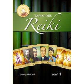 Tarot Del Reiki (libro + Baraja) - Johnny De Carli