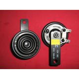 Bocina Claxon Mini Para Moto Gokart Universal 12v Hella Orig