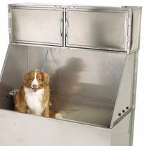 Gabinete Equipo Para Bañera De Perro Acero Inoxidable