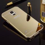 Capa Capinha Espelhada Samsung Galaxy S5 Mini Duos G800h