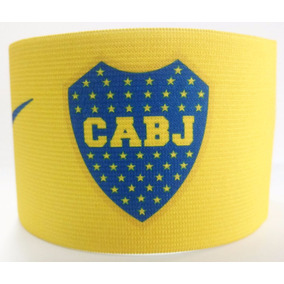 Gafete Capitan Boca Juniors Local