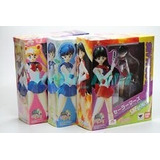 Lote Sailor Moon Sailor Mercury Sailor Mars Versión China