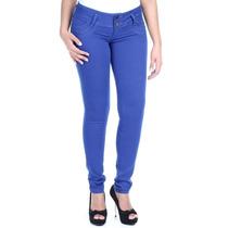 Calça Jeans Feminina Colorida Sawary Promoçao !!!!!!!