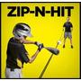 Sklz Zipnhit Entrenador De Swing Y Bateo, Beisbol, Pelotas