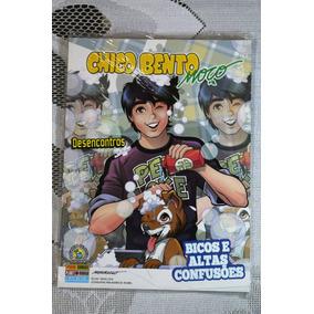 Chico Bento Moço Nº 07 - Revista Nova!!! Lacrada!!!!