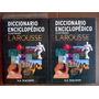 Diccionario Enciclopedico Ilustrado Larousse 2 Tomos La Naci