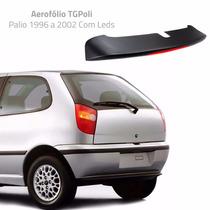 Aerofólio Tgpoli Fiat Palio 96 A 2002 C/léds 2p Ou 4p 04.197