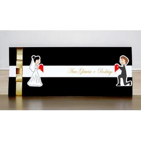 Convites De Casamento - Encontro Dos Noivos