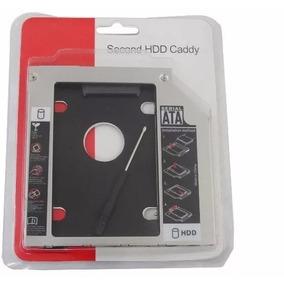 Adaptador Dvd P/ Hd Ou Ssd Notebook Drive 12.7mm Sata Caddy