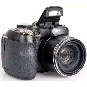 Câmera Semi-profissional Finepix S2980 Com Nf
