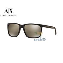 Oculos De Sol Armani Exchange Ax4041sl 8062/5a-58 Masculino