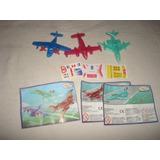 Coleccion Completa Aviones Kinder Sorpresa