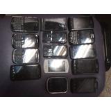 Lote Celular Blackberry 9310 8570 9960 9540 9510 9580 Otros