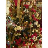 Adornos Muñecos Para El Arbolíto De Navidad