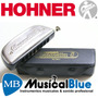 Armonica Hohner Cromatica Chrometta-8 32v - Abs - C M25001