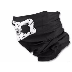Bandana Caveira - Paintball Airsoft Touca Toca Skull Ninja