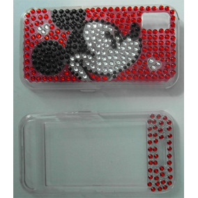 Caratula Cristales Mickey Mouse Samsung Star S5230