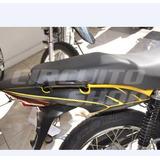 Protetor Rabeta Lateral Cut Moto Honda Titan Fan 150 10-13