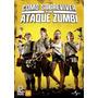 Dvd Como Sobreviver A Um Ataque Zumbi
