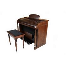 Órgão Eletrônico Digital Acordes - B 3000 Classic Imbuia Ver