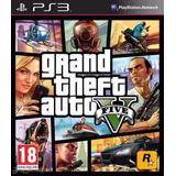 Gta V 5 Grand Theft Auto V 5 Ps3 Entrego Ahora..!!