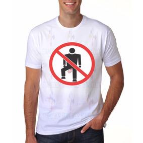 Camisetas Camiseta T-shirt Satira Engracada No Pum