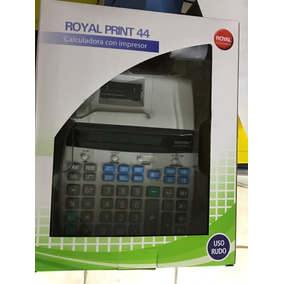 Sumadora Royal 12 Dig