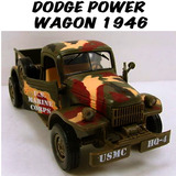 Dodge Power Wagon 1946 Pick-up 1:32 De 17 Cm Nueva En Caja