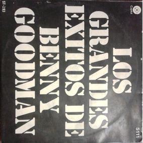 Benny Goodman - Los Grandes Exitos - (vinilo) - (1969)