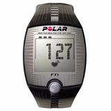 Relógio Polar Monitor De Frequência Cardíaca -ft1 Preto